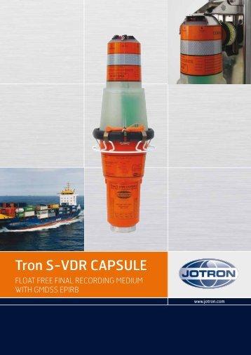 Tron S-VDR CAPSULE - Jotron