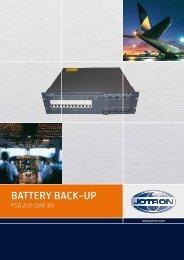 Battery Back-up.pdf - Jotron
