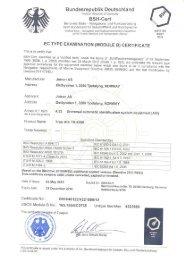 Certificate MED B Tron AIS TR-8000.pdf - Jotron