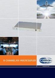 PRO AR8G N Multicoupler.pdf - Jotron