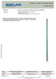Sinclair UHF antenna.pdf - Jotron
