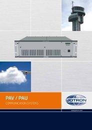 Brochure PAV PAU.pdf - Jotron