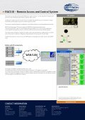 RACS III - Remote Access and Control System - Jotron - Page 2