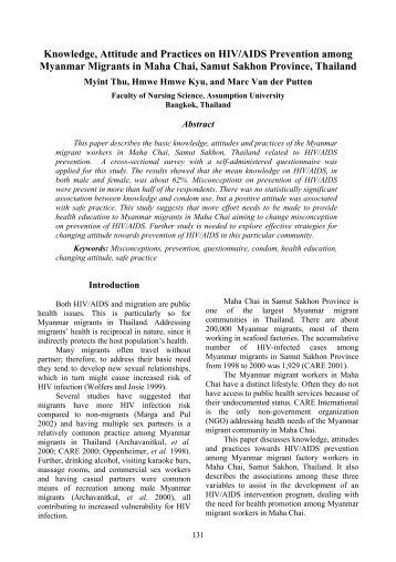 nurses knowledge and attitude regarding essay This study assessed nurses' knowledge and attitudes regarding malnutrition in children and its management using the who or unicef guidelines for the inpatient treatment of severely malnourished children furthermore, factors associated with nurses' knowledge and attitudes regarding.