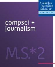 Program Brochure - Columbia University Graduate School of ...