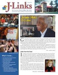 Gordon Parks Gordon Parks Gordon Parks - School of Journalism ...