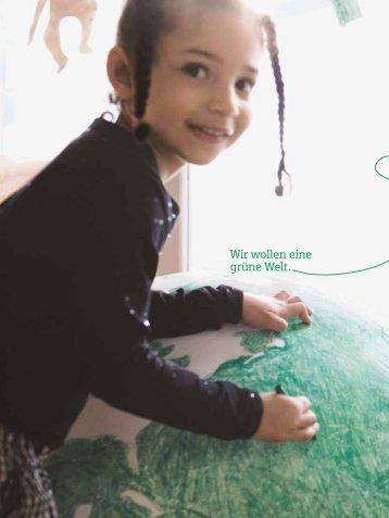 Siemens-Nachhaltigkeitsbericht 2009, Eine Reise um die Welt zu ...