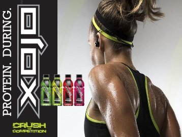 XOJO: THE POWER OF REFRESHING PROTEIN DURING