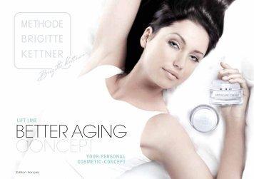 Brochure Lift Line - Jean-Pierre Rosselet Cosmetics AG