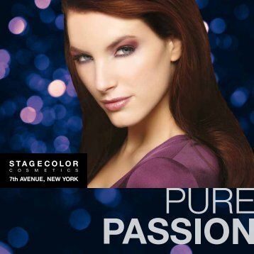Pure Passion - Jean-Pierre Rosselet Cosmetics AG