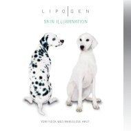 SKIN ILLUMINATION - Jean-Pierre Rosselet Cosmetics AG