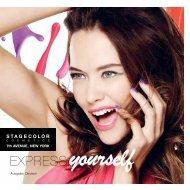 Express Yourself - Jean-Pierre Rosselet Cosmetics AG