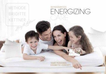 Brochure Nutricosmetics - Jean-Pierre Rosselet Cosmetics AG