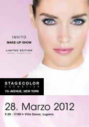 28. Marzo 2012 - Jean-Pierre Rosselet Cosmetics AG