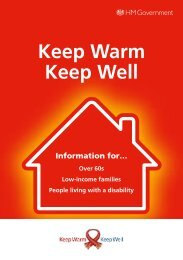 Keep Warm Keep Well (pdf - Worcestershire County Council