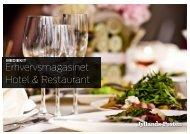 Erhvervsmagasinet Hotel & Restaurant - Jyllands-Posten | Annonce