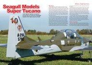 Seagull Super Tucano Review - J Perkins