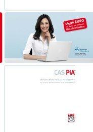 CAS PIA - itdesign Gmbh