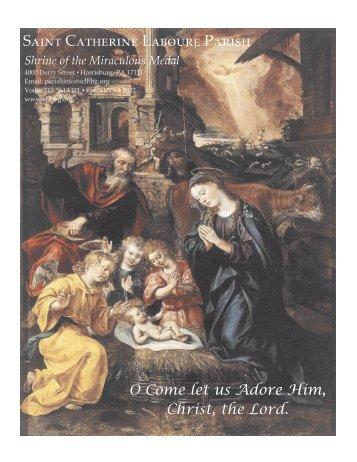 Saint Catherine Laboure Parish - John Patrick Publishing Company