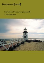 International Accounting Standards A Pocket Guide - JPS Accounting ...