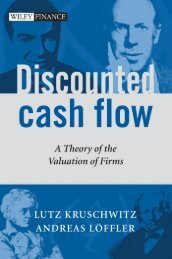 Discounted Cash Flow - JPS Accounting Forums