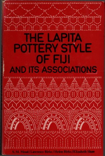 1 - The Journal of the Polynesian Society