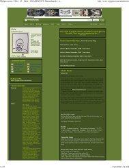 MySpace.com - Chris - 43 - ... - JPT Scare Band