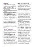 Changing neighbourhoods - funding - Joseph Rowntree Foundation - Page 2