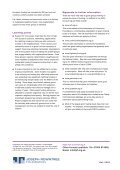 Changing neighbourhoods - funding - Joseph Rowntree Foundation - Page 4