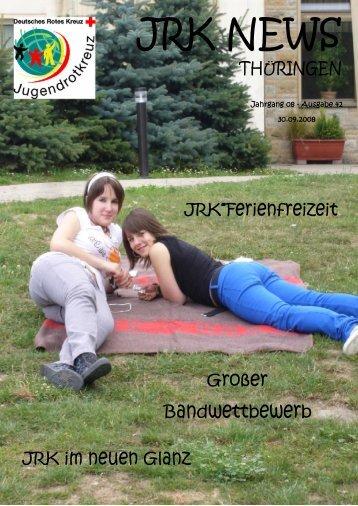 Am 18. Juli 2008 war es endlich soweit: Wieder sollte eine JRK ² ...