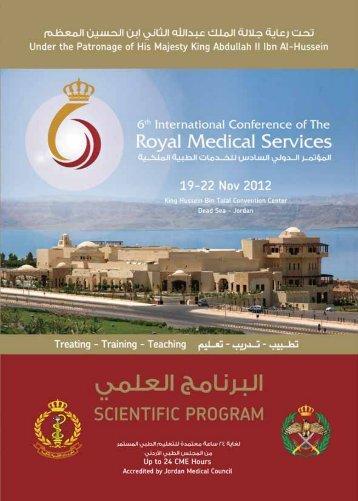 Scientific Program Booklet