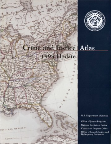 Crime and Justice Atlas 1999 Update - Justice Research and ...