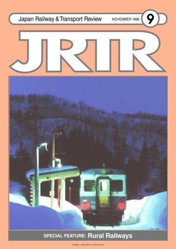 Japan Railway & Transport Review - JRTR.net