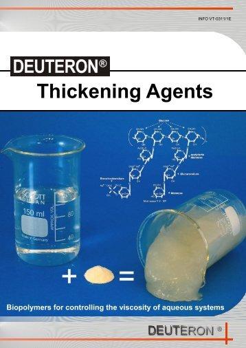 Thicke - Deuteron GmbH