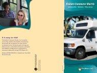 Baldwin Commuter Shuttle Brochure Jan09.indd