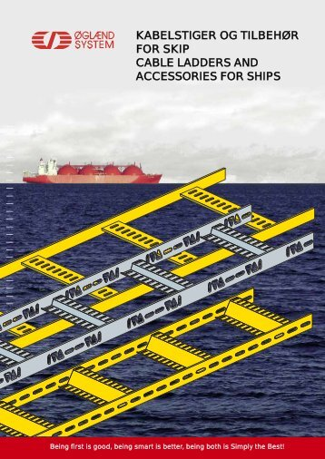 Cable Ladders & Accessories for Ships - JT Day Pty Ltd