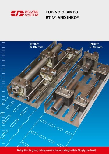 TUBING CLAMPS ETIN AND INKO® - JT Day Pty Ltd
