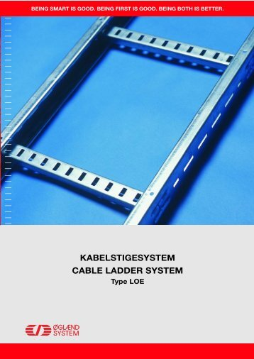 Cable Ladder LOE - JT Day Pty Ltd