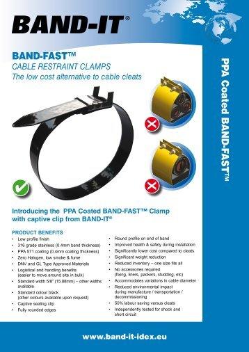 info BAND-FAST - JT Day Pty Ltd