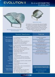 to download the PDF - Chalmit Lighting