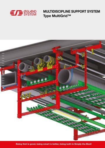 Multidiscipline support systeM type MultiGrid™ - JT Day Pty Ltd