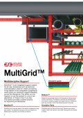 Multidiscipline support systeM type MultiGrid™ - JT Day Pty Ltd - Page 4