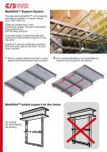 Multidiscipline support systeM type MultiGrid™ - JT Day Pty Ltd - Page 6