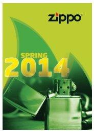 Zippo Spring Collection 2014