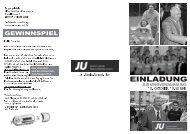 Einladung zur Kreisversammlung am 15.Oktober 2005.