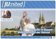 Ausgabe 02.2006 - JU Kreisverband Schwandorf
