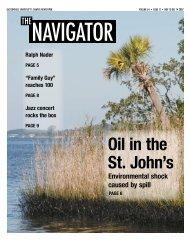 Jacksonville university's campus newspaper