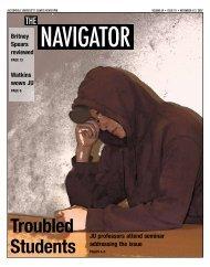 navigator - Jacksonville University