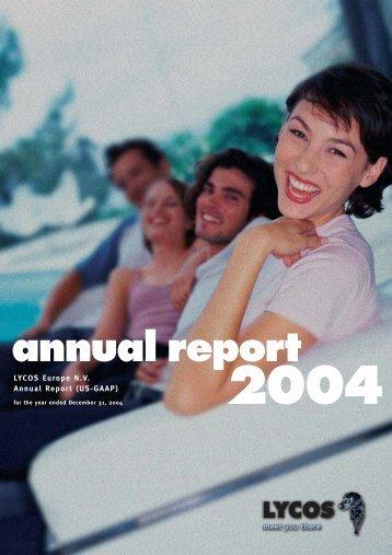 annual report - Jubii