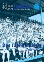 ideejubiläum - Jungwacht Blauring Schweiz